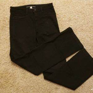 Banana Republic black trousers EUC